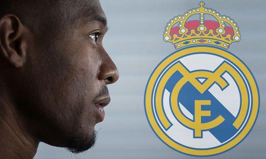 SOCCER - PD, Real Madrid, David Alaba