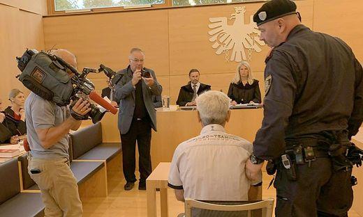 STEIERMARK: PROZESS GEGEN 55-JAeHRIGEN WEGEN MORDVERSUCHS UND BRANDSTIFTUNG