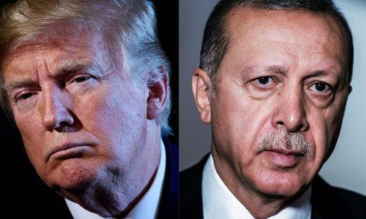 FIDonald Trump, Recep Tayyip Erdogan