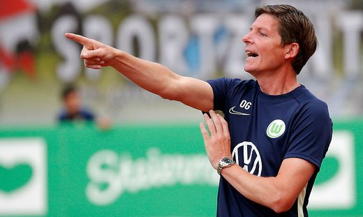 SOCCER - Wolfsburg vs Fenerbahce, test match