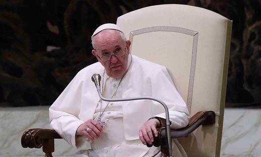 Papst Franziskus: Trauerbekundung für Opfer von Wien