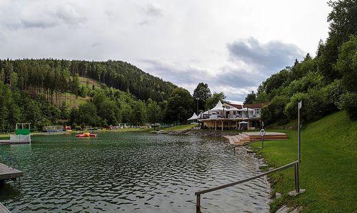Das Naturbad Weihermühle