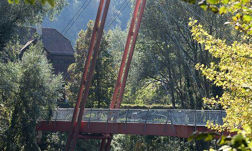 Die Hohenlimburgbrücke beim Hotel Landskron wird umfassend saniert
