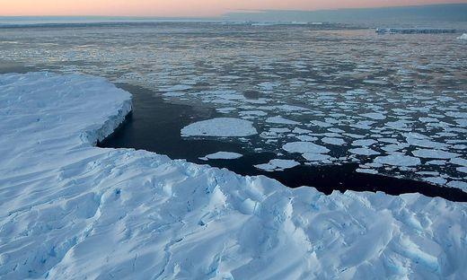 Antarktis könnte Meeresspiegel stärker als erwartet ansteigen lassen