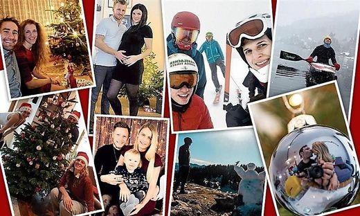Weihnachten mit Kärntens Sportler