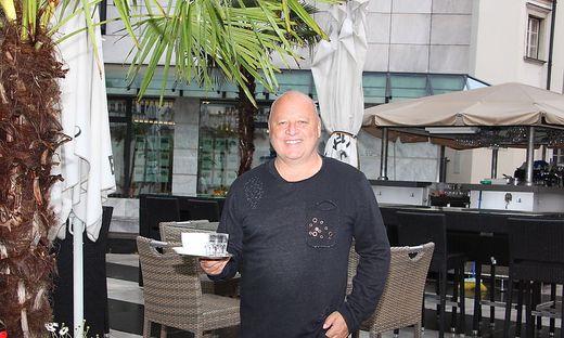 Ronny Zarre, Schirmbar Spittal