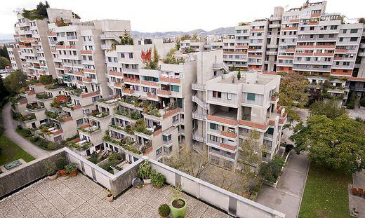 Graz liegt mit 23 Prozent Wohnkosten am Haushaltseinkommen genau im steirischen Durschnitt.