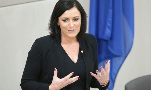 KONSTITUIERENDE SITZUNG DES NATIONALRATES: KOeSTINGER