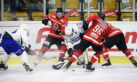 Eishockey-Cup in Klagenfurt: Österreich zwang Frankreich in die ...