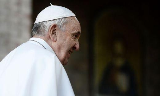 Oberster Mormone von Papst empfangen