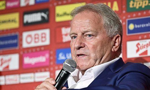 FUSSBALL UEFA EM-QUALIFIKATION KADERBEKANNTGABE: WINDTNER