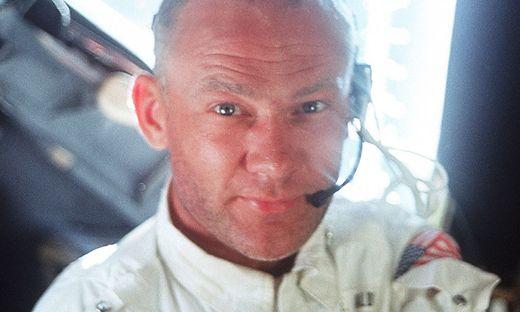 """Edwin Eugene """"Buzz"""" Aldrin"""