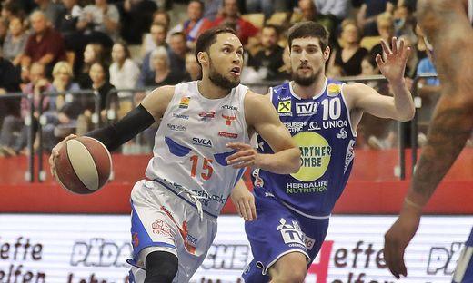 Marck Coffin spielt seit 2016 wieder für die Kapfenberg Bulls
