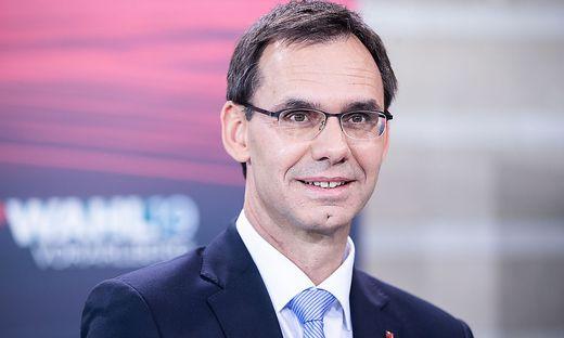 Vorarlbergs Landeshauptmann Wallner