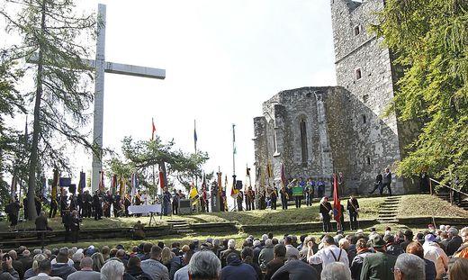 Ulrichsbergtreffen 2012