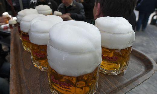 Bisher keine überschäumende Stimmung in den Brauerei-Lohnverhandlungen