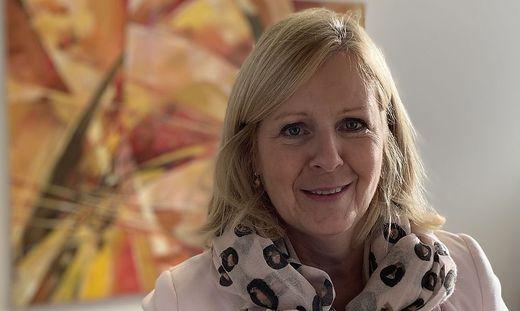 Die neue Direktorin des BG/BRG Judenburg, Ursula Schriefl