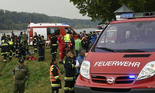 Verhinderbare Tragödie am 1. September 2018 auf der Donau bei Hainburg