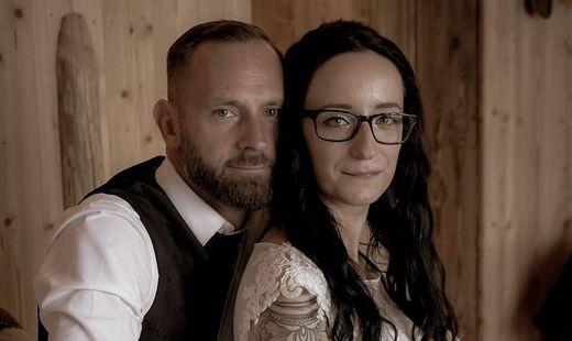 Sarah und Adi Prodinger haben sich getraut.