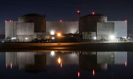 Das Atomkraftwerk Fessenheim