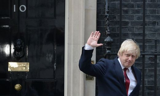 Boris Johnson ist heißester Kandidat