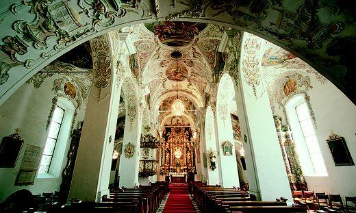Stifskirche Ossiach