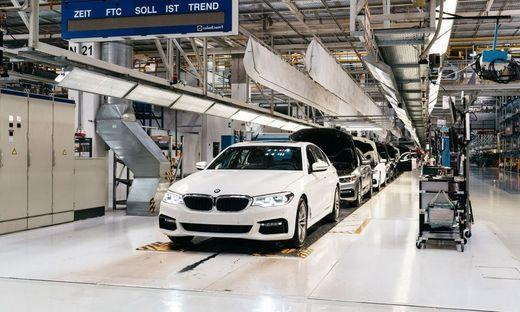 BMW setzt in der Produktion seit geraumer Zeit auf Magna als Partner