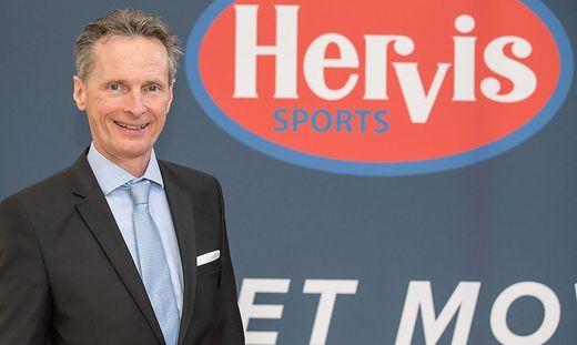 Hervis Pressekonferenz
