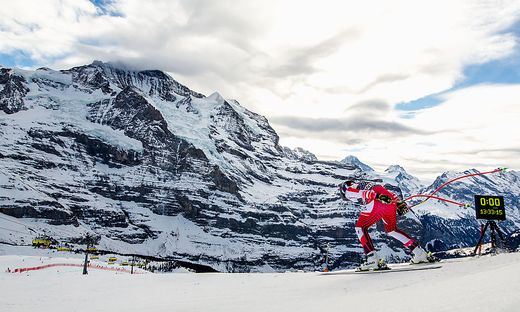 ALPINE SKIING - FIS WC Wengen