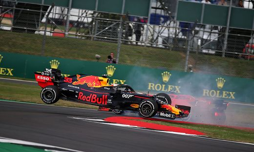 FORMULA 1 - British GP