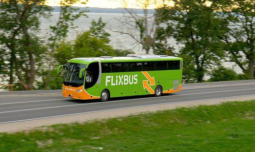 FlixBus testet vollelektrische Fernbusse in Frankreich und Deutschland