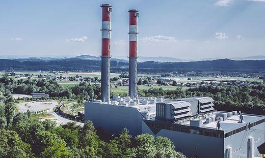 Kraftwerk Mellach Sujet