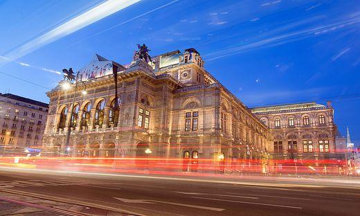Die ehrwürdige alte Dame: Die Wiener Staatsoper wird 150