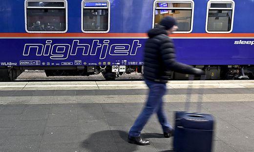 ÖBB setzen auf Nachtzugverbindungen innerhalb Europas