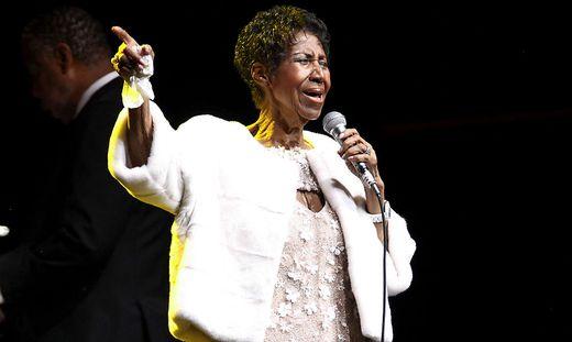 Sould-Legende Aretha Franklin starb im August 2018