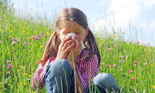 Allergiker erwartet heuer ein eher unterdurchschnittliches Pollenjahr.
