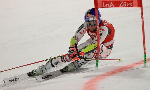 ALPINE SKIING - FIS WC Lech/ Zuers
