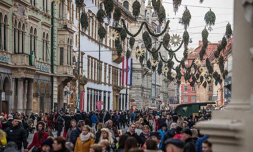Advent Graz Foto: Fuchs