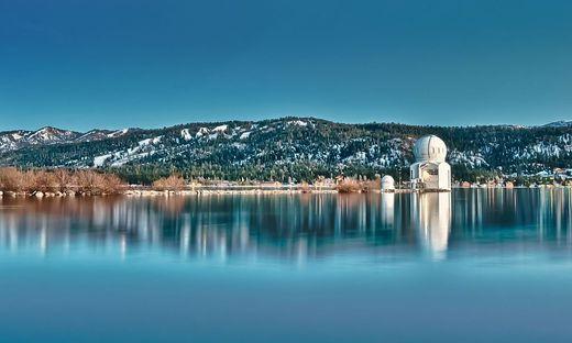 Ruhe und Naturverbundenheit machen Big Bear Lake zu einem beliebten Rückzugsort der Stars