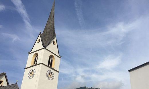 Pfarrkirche in Kals am Großglockner
