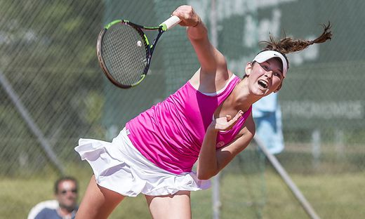 Werzer Arena Tennisarena Tennis Poertschach Mai 2017