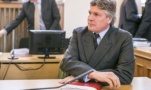 Tilo Berlin wurde im Strafverfahren bereits verurteilt