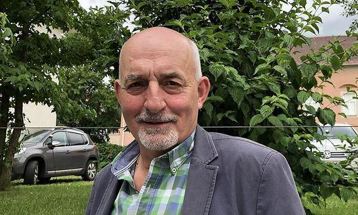 Walter Koller, Ex-Bürgermeister von Niederwölz