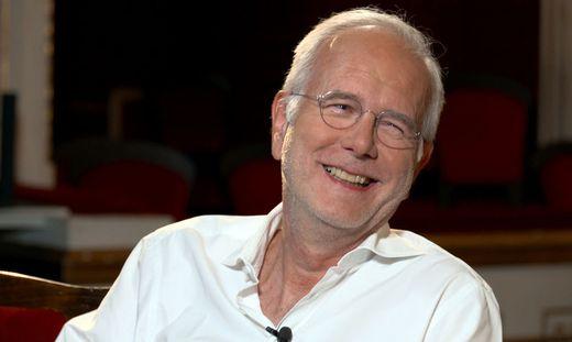 """""""Kultur Heute"""" mit Harald Schmidt."""