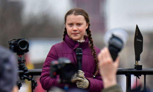 Greta Thunberg schickt ihre Twitter-Follower in den April