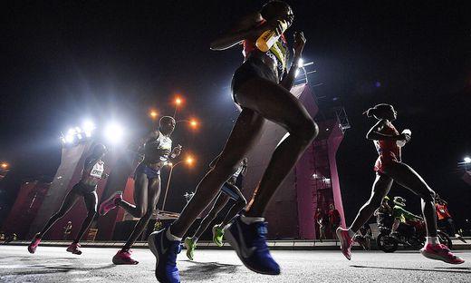 Frauen-Marathon