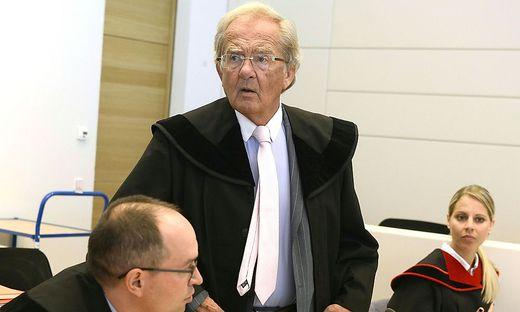Verteidiger Peter Philipp