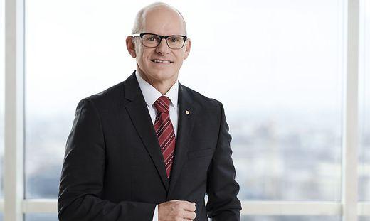 Vorstandsvorsitzender Ralph Müller