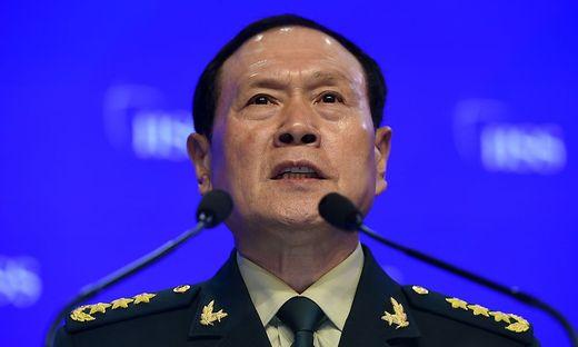 Verteidigungsminister Wei Fenghe