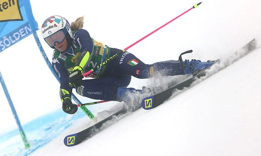 ALPINE SKIING - FIS WC Soelden